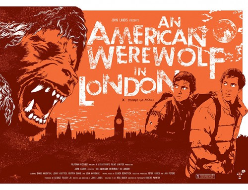 An American Werewolf in London by Nik Cannon