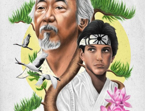 The Karate Kid by Stephen Campanella