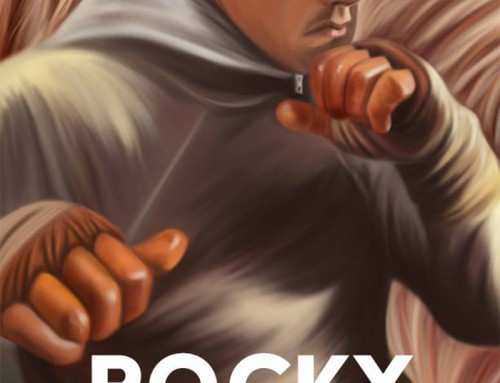 Rocky by Stephen Campanella