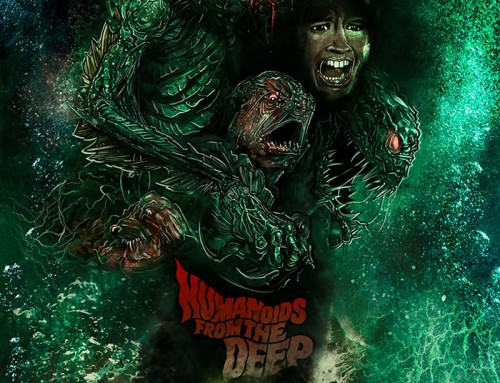 Monster (Humanoids from the Deep) by Derek Zimmerman