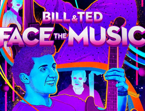 Bill & Ted Face the Music by Victor Barreto