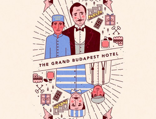 The Grand Budapest Hotel by Anish Soni