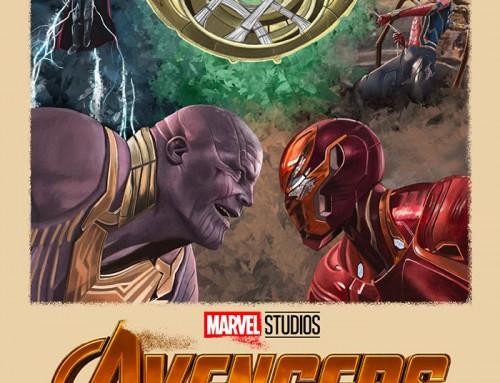 Avengers: Infinity War by Brandon McDowell