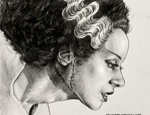 Bride of Frankenstein by Bryan Snuffer