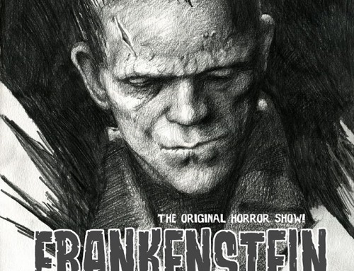 Frankenstein by Bryan Snuffer