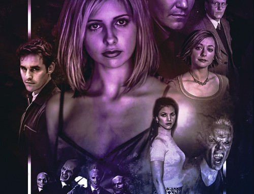 Buffy the Vampire Slayer by Colm Geoghegan