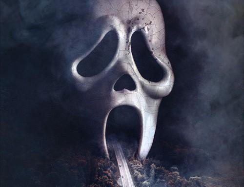 Scream 5 by Colm Geoghegan