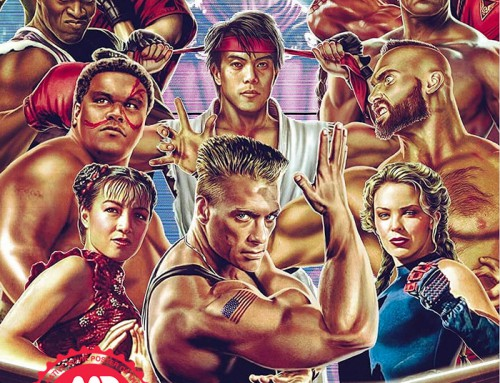 Street Fighter by Eddie Holly