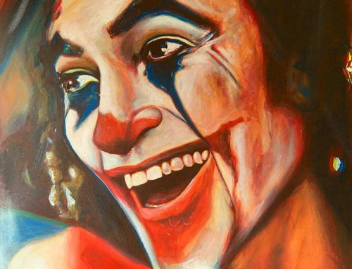 Joker by John Sheahan