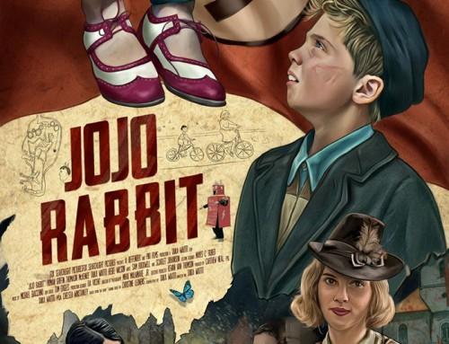 Jojo Rabbit by Oscar Martínez