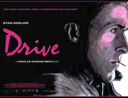 Drive by Richard Anderson