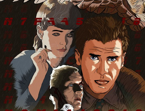 Blade Runner by Sam Huntley