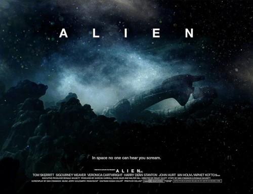 Alien by Jeff Jacobs
