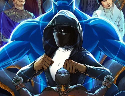 Watchmen by Joe Kim