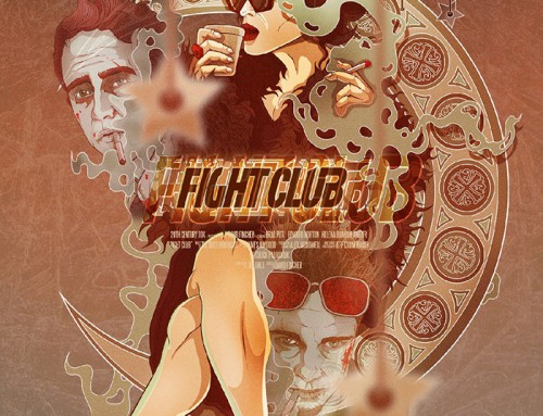 Fight Club by Peter Mahoney