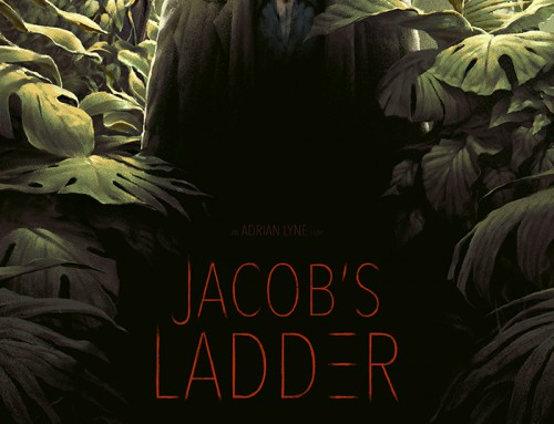 Jacob's Ladder (30×30 1989-90) by David Lantz