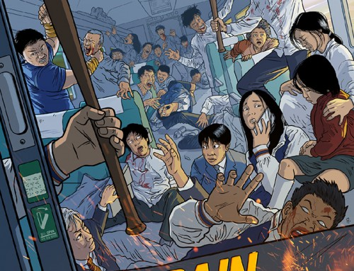 Train to Busan by Adrien Noterdaem