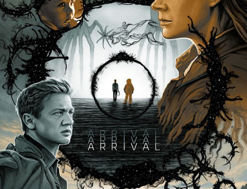 Arrival by C.A. Martin