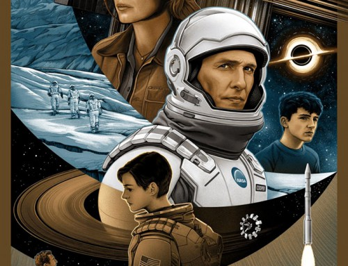 Interstellar by C.A. Martin