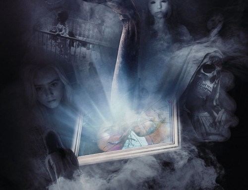 Paranormal Activity 7 by Colm Geoghegan
