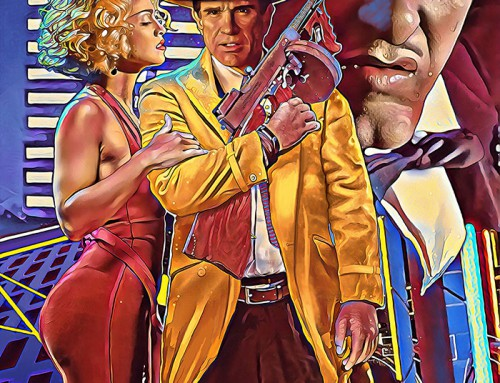 Dick Tracy (30×30 1989-90) by Nikos Bogris