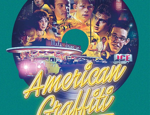 American Graffiti by Dreano