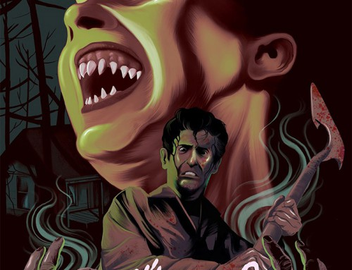 Evil Dead II by Jay Torres
