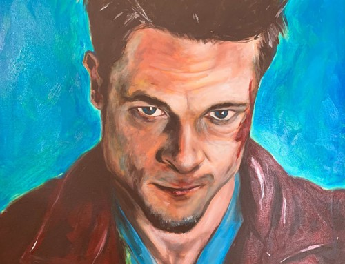 Fight Club by John Sheahan