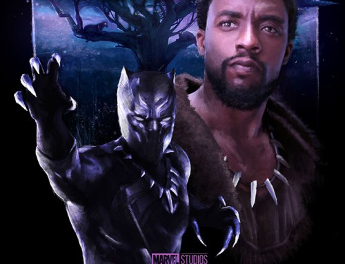Black Panther by Liam Shaw