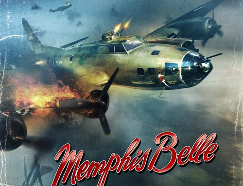 Memphis Belle (30×30 1989-90) by Andrew Jones