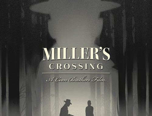 Miller's Crossing (30×30 1989-90) by Mike O'Brien