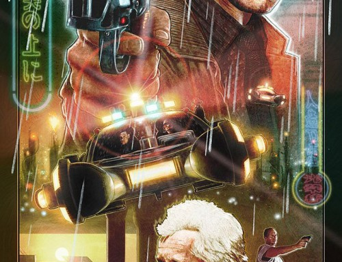 Blade Runner by Neil Davies