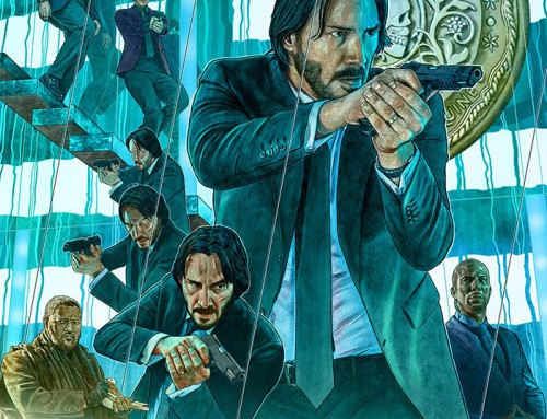 John Wick: Chapter 2 by Neil Davies