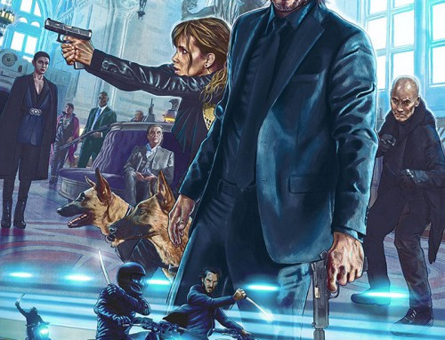 John Wick: Chapter 3 – Parabellum by Neil Davies