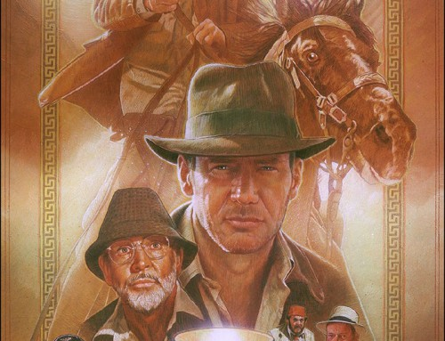 Indiana Jones and the Last Crusade by Neil Davies