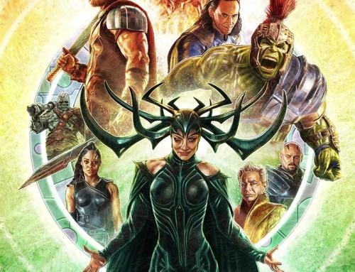Thor: Ragnarok by Neil Davies