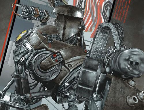 RoboCop 2 by Neil Davies