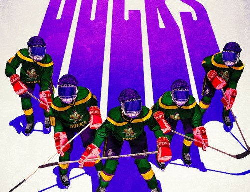 The Mighty Ducks by Victor Barreto