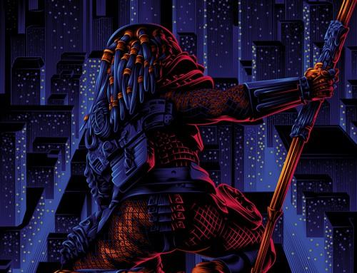 Predator 2 (30×30 1989-90) by Aleksey Rico