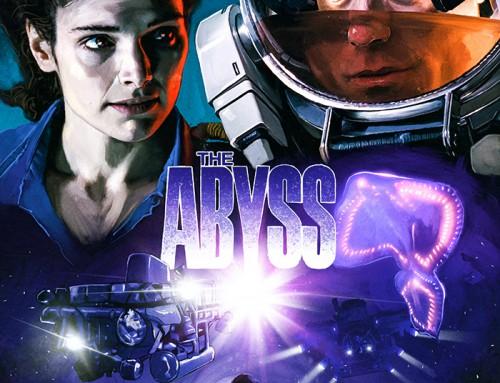The Abyss (30×30 1989-90) by Ethem Onur Bilgic