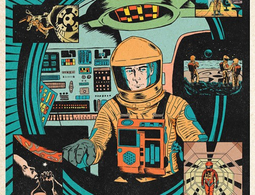 2001: A Space Odyssey by Van Saiyan