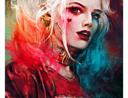 Harley Quinn by Alice X. Zhang