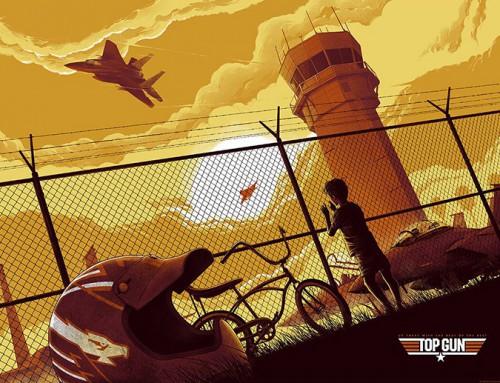 Top Gun by Cesar Moreno
