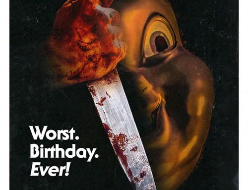 Happy Death Day by Colm Geoghegan