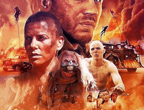 Mad Max: Fury Road by Jamie Stark
