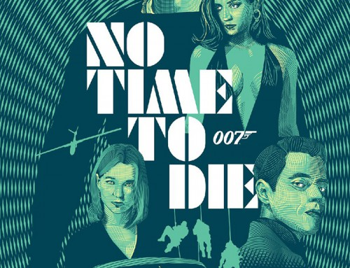 No Time to Die by Jamie Stark