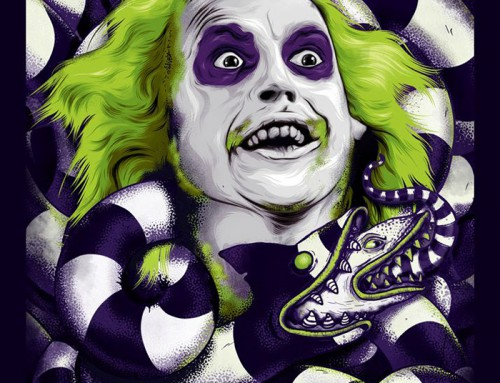 Beetlejuice by Jeff Poitiers and Mik Muhlen