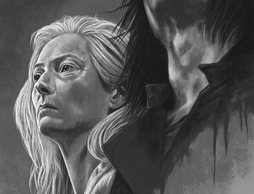 Only Lovers Left Alive by Neil Davies