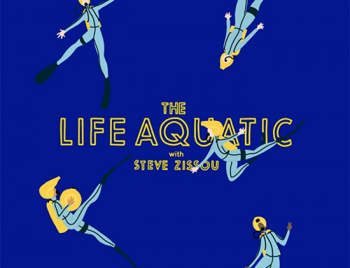 The Life Aquatic by Olivia Gouguenheim