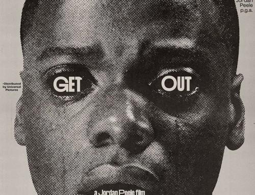 Get Out by Rafael Orrico Díez